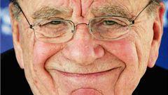 Za internetové zpravodajství budeme platit, vzkázal Murdoch